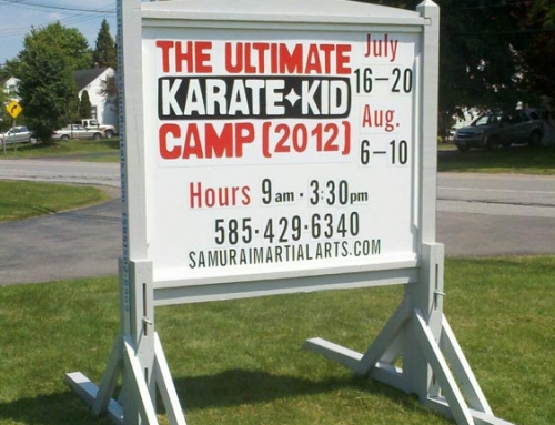 Karate Kid Camp