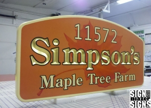 Simpson's Maple Tree Farm