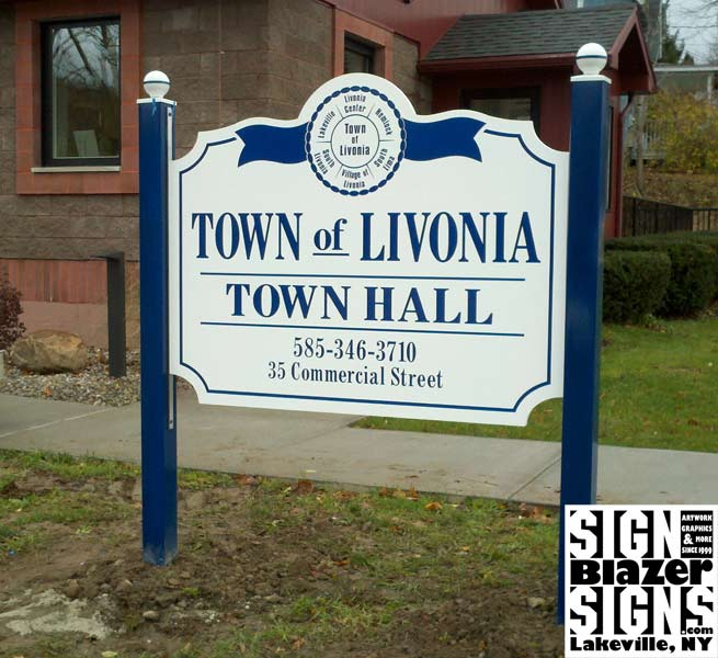 Town of Livonia
