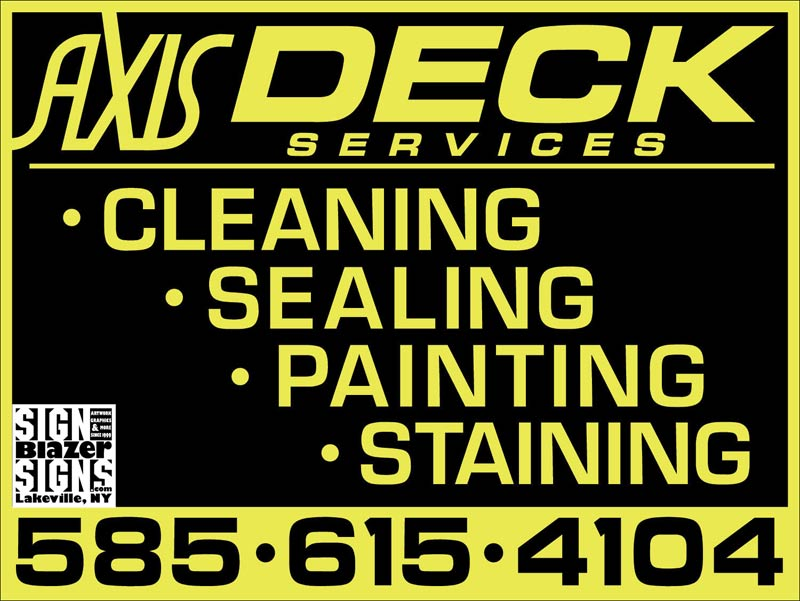 Axis Deck Services