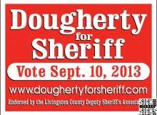 Dougherty for Sheriff
