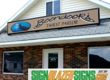 Boondock's thirst Parlor