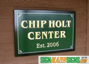 Chip Holt Center