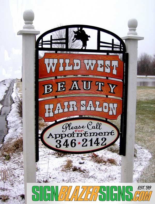 Wild West Beauty Salon