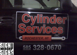 Cylinder Services Inc.