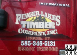 Finger Lakes Timber Company Inc.