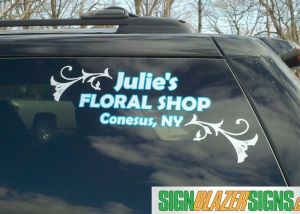 Julie's Floral Shop