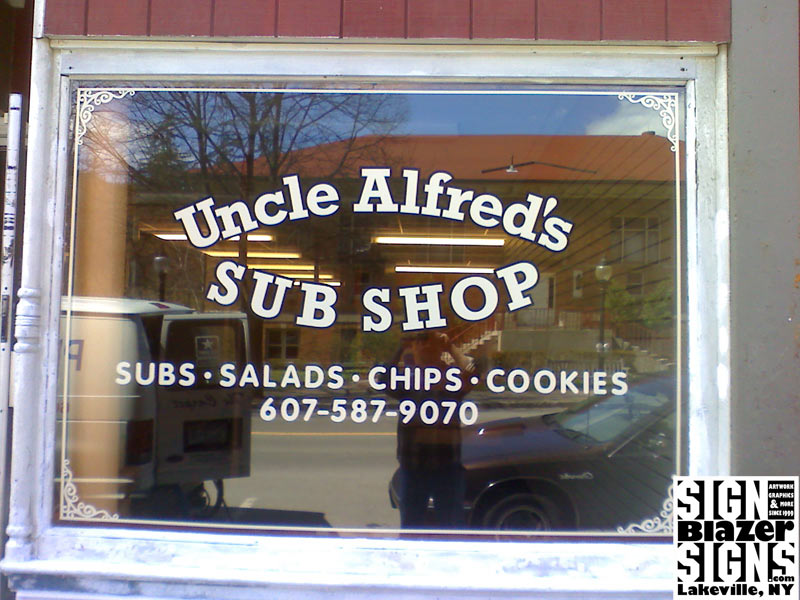 Uncle Alfred's