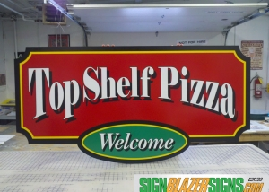 Top Shelf Pizza