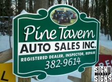 Pine Tavern Auto Sales Inc.