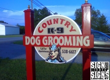 Country K-9 Dog Grooming