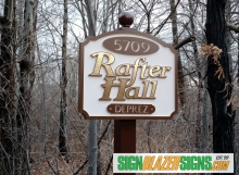 Rafter Hall