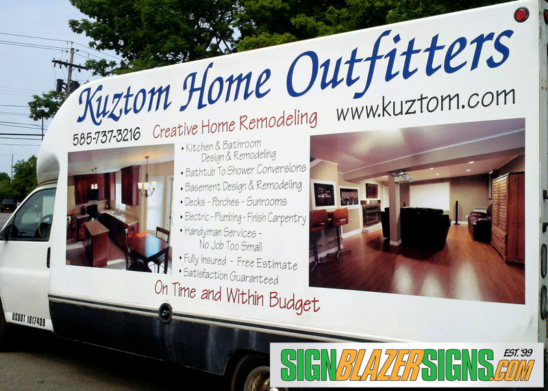 Kuztom Home Outfitters